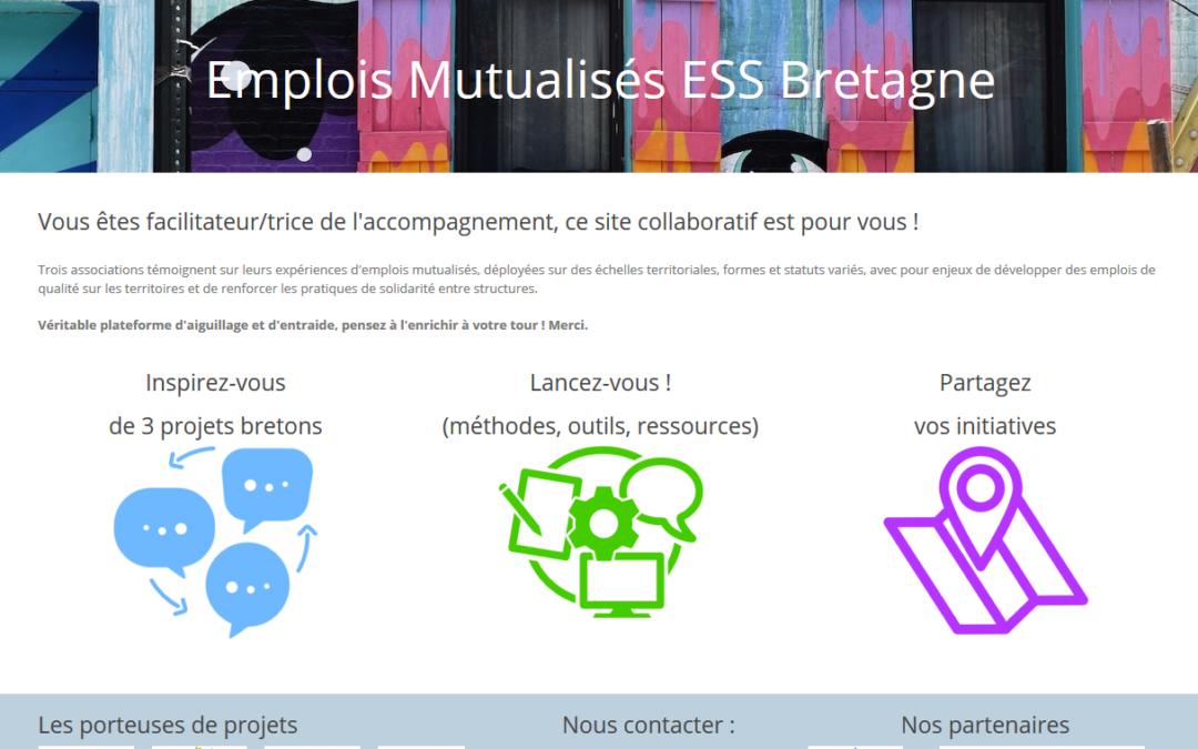 Emplois mutualisés : une nouvelle plateforme ressource collaborative !
