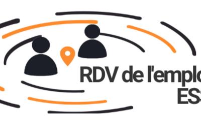 NOUVEAU : Les RDV de l'Emploi ESS démarrent à la rentrée